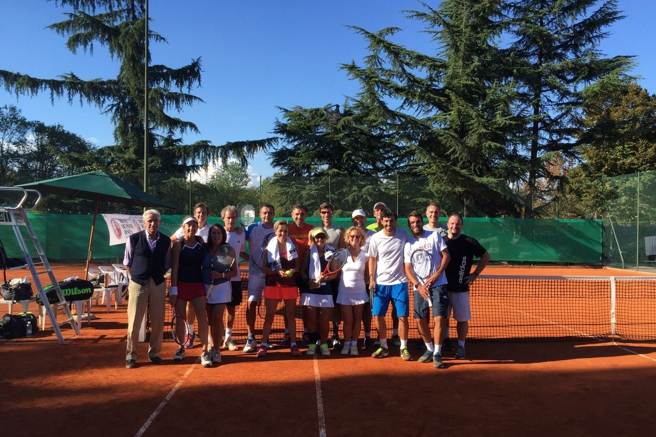Open Day e Torneo di Tennis A.I.R.C.