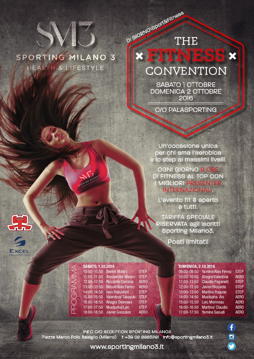 Fitness Convention