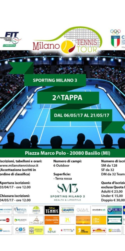 Milano Tennis Tour 2017